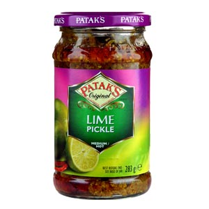 Pataks pickle - One of the best pickles made by Pataks