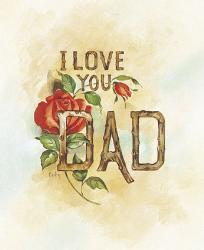 i love u daddy - love u lots