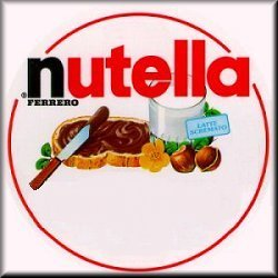 Loving Nutella - We are loving nutella, have an nice day.