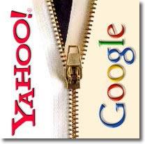 yahoo  - yahoo vs google