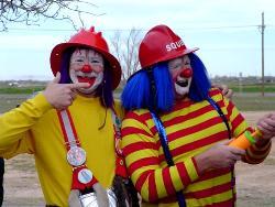 clowns - never heard of a clown school