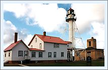 WhiteFish point - Shipwreck museum.
