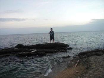 Beach - Nice to be alone sometimes.