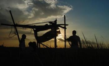Photography - It was taken at the farm at the back of our land. I am with my cousins. I use my tripod to capture my prefered angle. I like it. I hope you like it too.