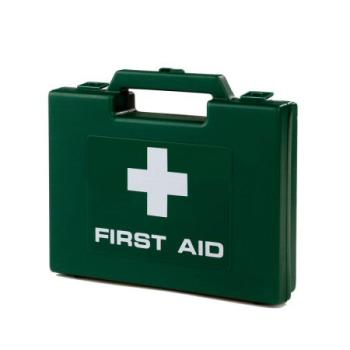 First Aid Box  - Box for first aid at home