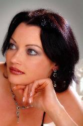 Olya as a Brunette - Pretty Brunette