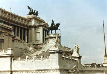 """Rome - """"Rome wasn't built in one day"""""""