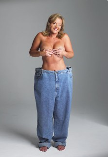 weight loss - happy that the old jean waist have become big