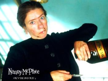 Nanny - Nanny McPhee anyone?