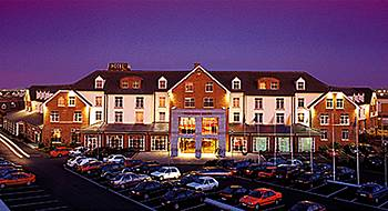 Red Cow Hotel - This is the Red Cow Inn Hotel in Dublin Ireland.