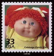 Cabbage Patch Dolls - I must have had every single CB doll that was ever made!!!