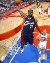 LeBron James - He is a great player