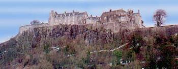 Stirling Castle - Stirling Castle from the west