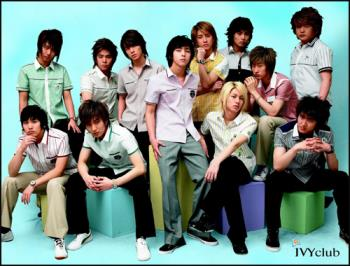 Super Junior - members