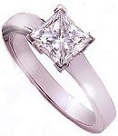 Princess Cut - I love princess cut diamonds