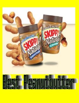 Peanut Butter - Skippy peanut butter.