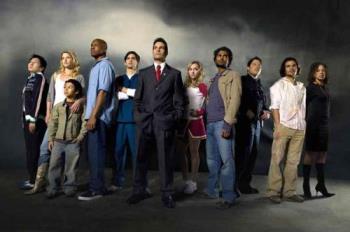heroes - heroes..one of the best series ever!