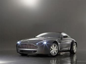Aston Martin V8 Vantage - Beautiful car Aston Martin V8 Vantage