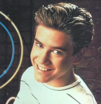 Zack Morris - Zack Morris from Saved by the Bell
