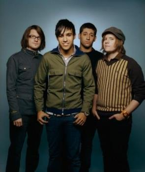 Fall Out Boy - Members of the band Fall Out Boy