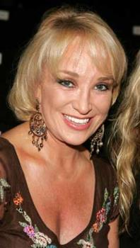 Tanya Tucker - Here's a picture of Tanya Tucker. Some people have said that we resemble each other.