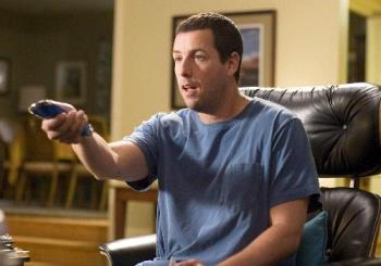 click - A picture of adam sandler in the movie click