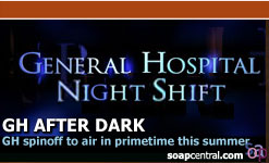 The night shift banner - A promo banner for Night Shift