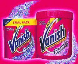 Vanish Shakti O2 - It is a great stain remover.