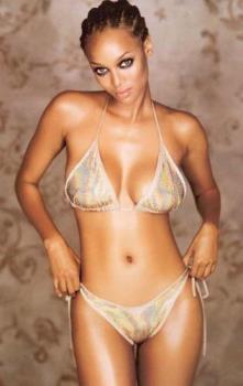 Tyra Banks - A body like hers,oohh la la!