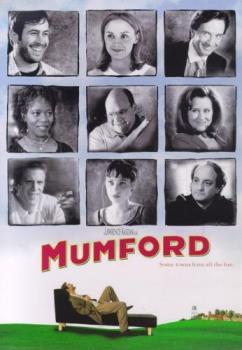 Mumford - The poster to the movie Mumford.....