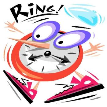 Ringing alarm clock - Crazy ring alarm