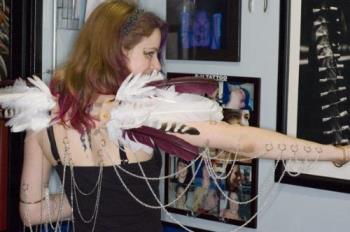 body piercings - I love this!!