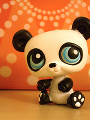 Panda Eyes - My dark circles are getting pretty bad, they look like panda's eyes.. :(