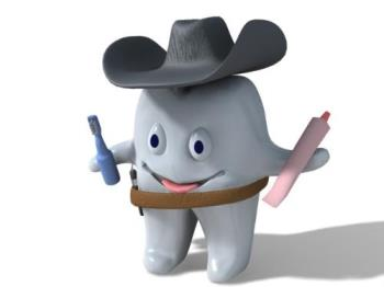 Mr. Tooth - Mr. tooth. He is the head of the town. He can make a man cry if he feels like it. *LOL*