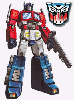 optimus prime - My all time favorite; OPtimus Prime