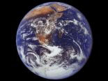 Mother Earth - A photo of Mother Earth, taken from space.