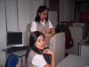 Office women - my officemates