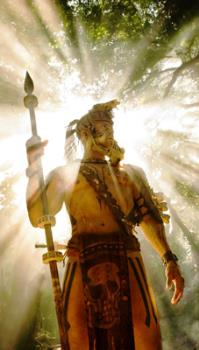 apocalypto - APoclaypto - A tale set in the Mayan civilization. When a man's idyllic presence is brutally disrupted by a violent invading force, he is taken on a perilous journey to a world ruled by fear and oppression where a harrowing end awaits him.