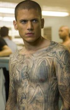 wentworth miller - wentworth miller - he's so cute!
