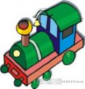 Little toy train - I know I can!