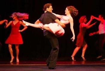 dancing - dancers dancing