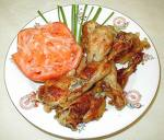 Frog legs are delicious!! - when i want to prepare something different i like this recipe