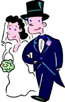 Marriage - Bride and groom