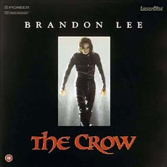 The Crow - Brandon Lee In The Crow