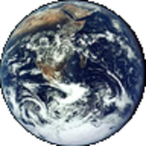 Earth - Picture of our world, earth a living planet.