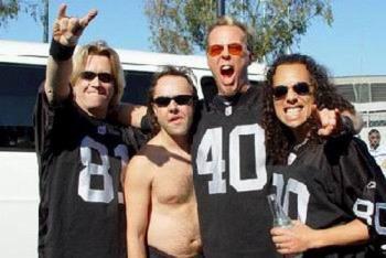 Metallica - photo of metallica