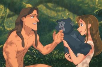 "Tarzan wallpaper - ""Tarzan"" is one of my favorite Disney movies"
