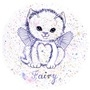 Angel Kitty - You Are Too Sweet
