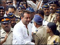 Sanjay Dutt - Sanjay Dutt in Jail