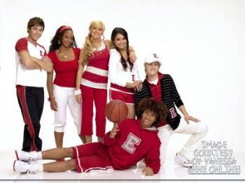 Cast of HSM - i love them all!